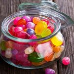 Tropical Candy For Luau Party